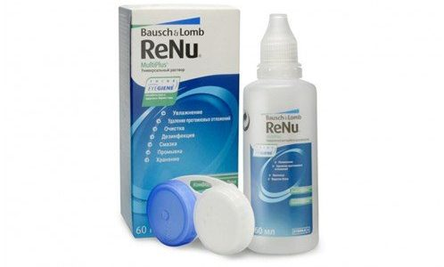 ReNu® MultiPlus – itin švelnus pasižymintis išskirtiniu valomuoju poveikiu