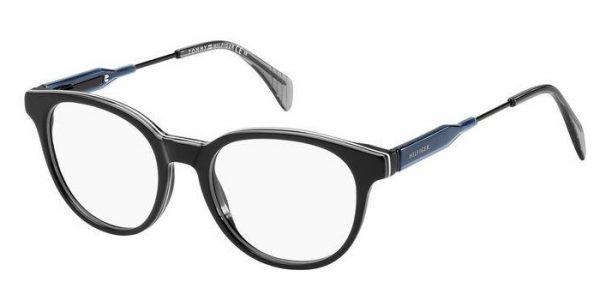 TOMMY HILFIGER  BLACK BLUE – TH1349 20D